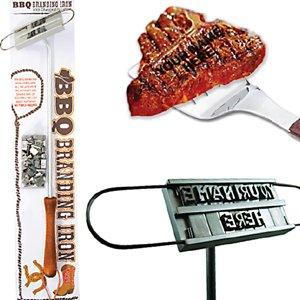 Bbq Branding Iron For Personalized Grilling