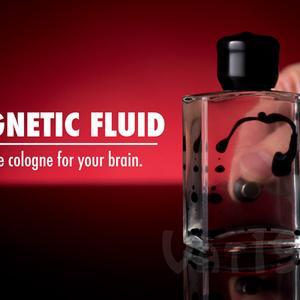Ferrofluid in a Bottle
