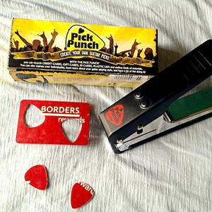 Guitar Pick Punch